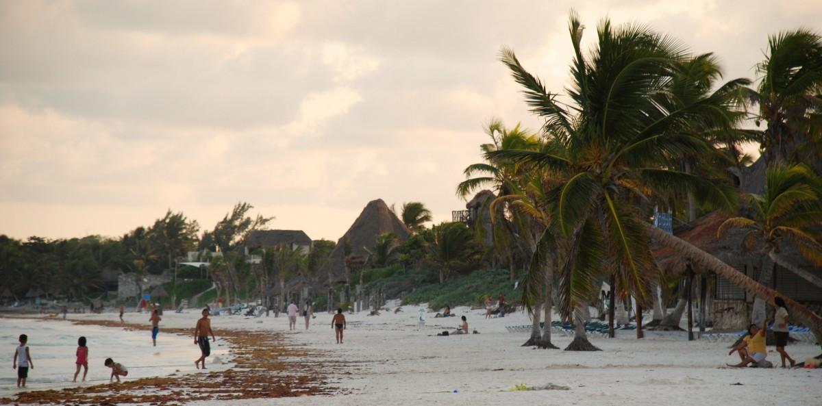 Clima nella riviera maya